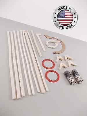 South Bend Lathe 9 Model B - Rebuild Parts Kit