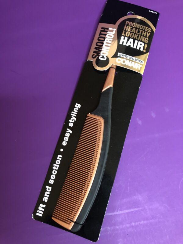 Conair Smooth Control Dandruff Control Hair Comb- Brand New