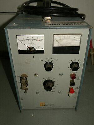 Universal Voltronics High Voltage Dc Power Supply 22kv 10ma Bap 22-10