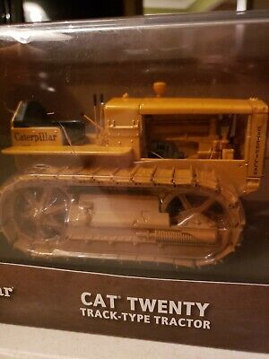 Caterpillar Cat Twenty Track Type Tractor 55201 Norscott
