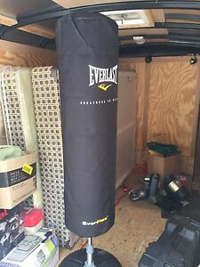 UFC everlast boxing spring bag
