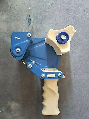 Uline H-596 Packing Tape Dispenser 3-inch Side Loaded Gun - Pre-owned Tape Gun