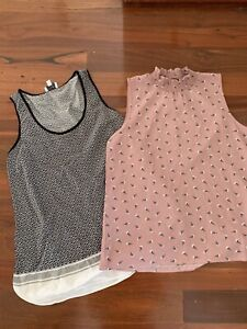 Women's tops size 10 and 8