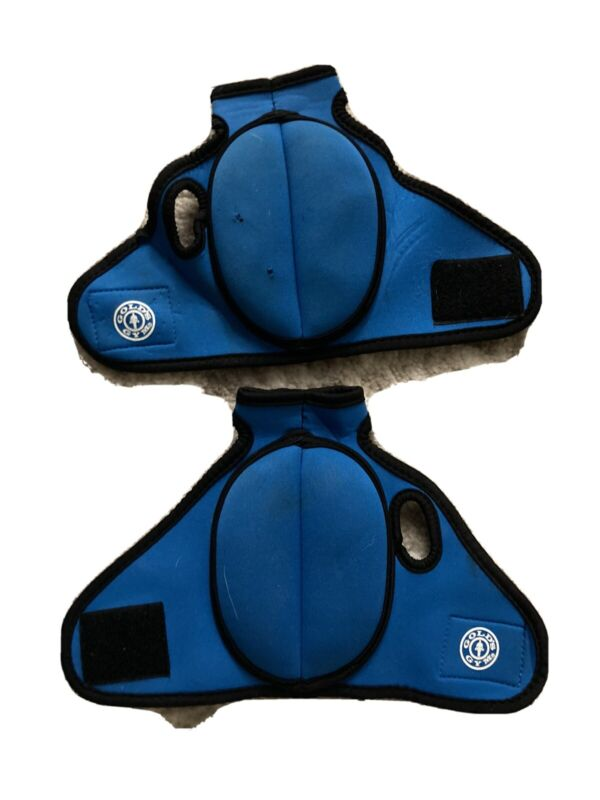 golds gym ankle weights