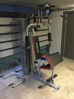 Power train complete home gym Lawson Blue Mountains Preview
