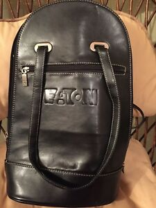 Never used Alicia Klein Leather wine bag