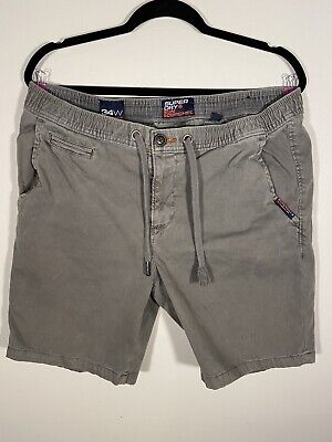 SuperDry Sun Scorched Chino Shorts Mens 34W