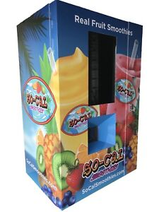 Smoothie vending machine for sale!