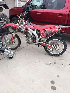 2007 CRF450R need gone asap