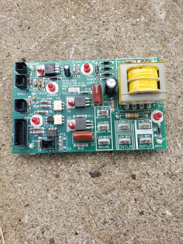 Treadmill Power Supply Board PN: 157626