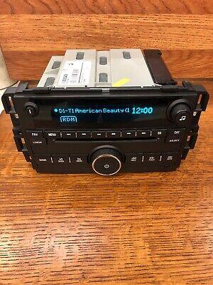 2009-13 Chevy Silverado Tahoe GMC Sierra 6 Cd Changer Bose USB Radio Unlocked