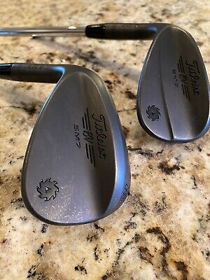 Left Handed Titleist Vokey SM7 Wedges, 52 And 56 Degree. Near Mint!