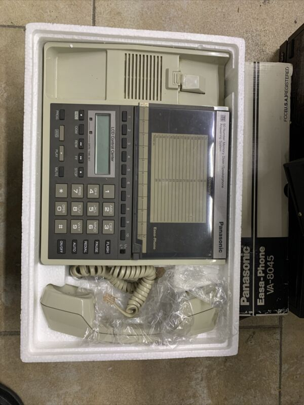 Panasonic VA-8045 Easa Phone Never Used