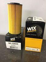 Wix oil filter fit Audi WL10024