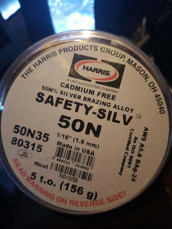 Harris Safety-silv 50N35 80315