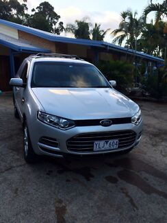 2011 Ford Territory Wagon Airlie Beach Whitsundays Area Preview