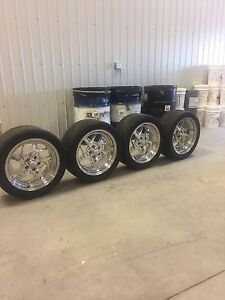 Ford Mustang Wheel/rims and tires