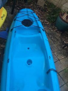 HOBIE MIRAGE LANAI , back seat and paddle, good condition South Perth South Perth Area Preview