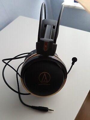 AUDIO TECHNICA ATH-AG1 Gaming Musik Kopfhörer/Headset