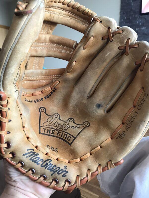 Eddie Feigner MacGregor Softball Glove