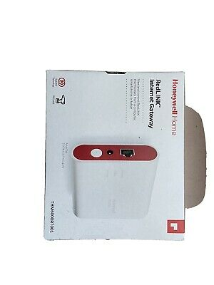 Honeywell Home Redlink To Internet Gateway And Ethernet Cable And Power Cord ...