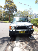 2002 land rover discovery 4x4  Blue Haven Wyong Area Preview