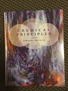 New, never used, Chemical Principles 7th edition