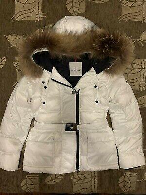 Moncler kids girls down coat/jacket size 10-12 years