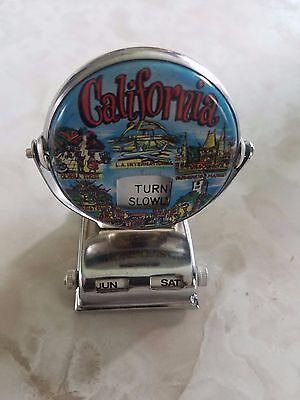 Vintage RARE Tin California Knotts Farm Magic Mountain Busch Gardens Souvenir. ()