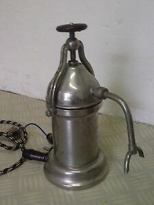 Rara-CAFFETTIERA-1920s-Macchina-caffe-coffee-maker-atomic-oikos-turrini-mokina