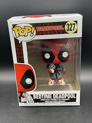 FUNKO POP MARVEL DEADPOOL BEDTIME DEADPOOL #327