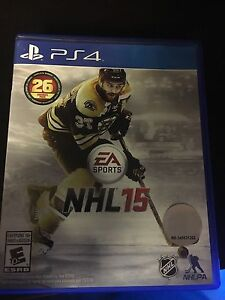 PS4 Games for Sale battlefield 4 overwatch nhl15  Cambridge Kitchener Area image 3