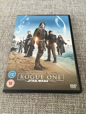 ROGUE ONE A STAR WARS STORY R2 SHOP BOUGHT DVD WATCHED ONCE