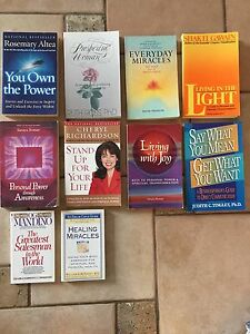 Self Help, Motivational, Spiritual books for sale...
