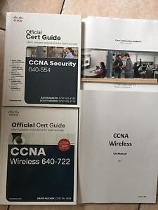 Hacker Guide - CCNA Security, Wireless Randwick Eastern Suburbs Preview
