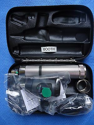 Welch Allyn Diagnostic Set 97200-mc Macroview Otoscopecoaxial Ophthalmoscope