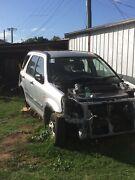 Wrecking Crv Narrabundah South Canberra Preview