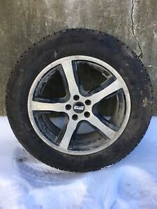 Snow tires for sale   Excellent condition