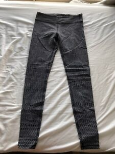 Ivivva Patterned Leggings (Great Condition)
