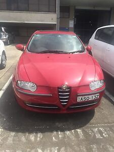 Alfa Romeo 147 2005 - may only be good for parts Terrey Hills Warringah Area Preview