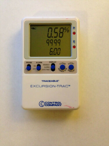 Traceable Excursion-Trac 6430 replacement thermometer MISSING BATTERY COVER