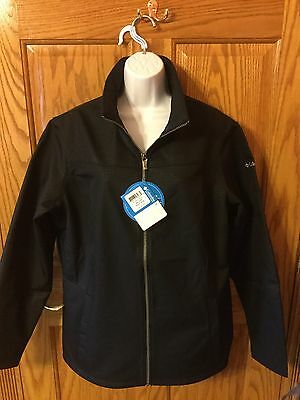 Women's Columbia Summit Storm Soft Shell Jacket. Size 1XL. Black. NWT Storm Soft Shell