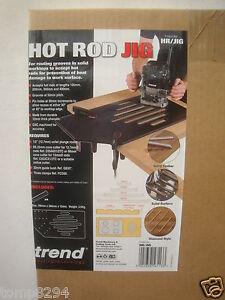 BRAND NEW TREND HOT ROD  WORKTOP JIG HR/JIG