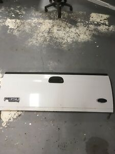 2002 Ford Superduty tailgate