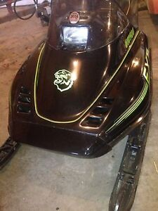 1990 arctic cat 530 great shape great sled