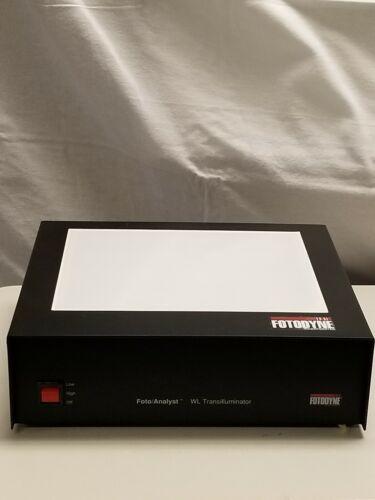 Fotodyne Foto/Analyst WL Transilluminator *Power Tested