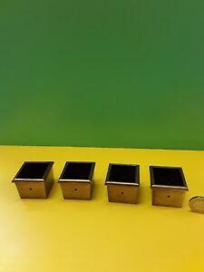 brass furniture ferrules/feet