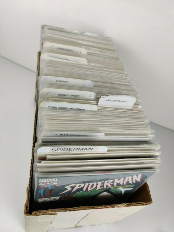 Marvel Spiderman Comics 136 Copies  ultimate Spider-Man Spider-Girl Spider-Woman