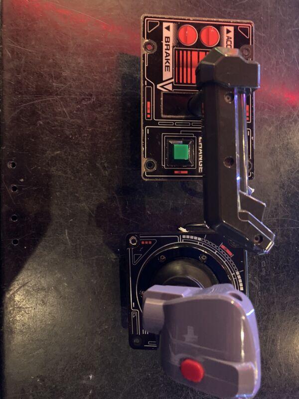 star wars battle pod arcade joystick and throttle