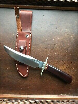 Randall Made Knives~ Model 12~ Little Bear Bowie Knife~ Mint